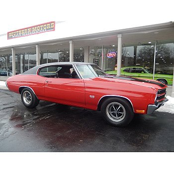 1970 Chevrolet Chevelle SS for sale 101237968