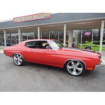1970 Chevrolet Chevelle SS for sale 101247426