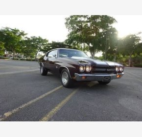 1970 Chevrolet Chevelle SS for sale 101264821