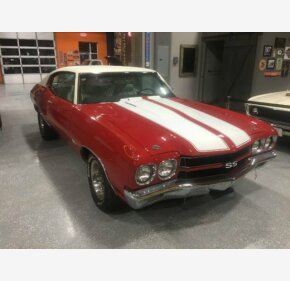 1970 Chevrolet Chevelle SS for sale 101265194