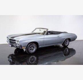 1970 Chevrolet Chevelle for sale 101267819