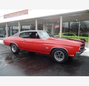1970 Chevrolet Chevelle SS for sale 101274618