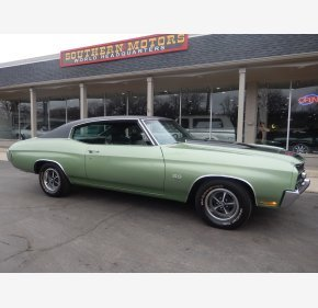 1970 Chevrolet Chevelle SS for sale 101274829