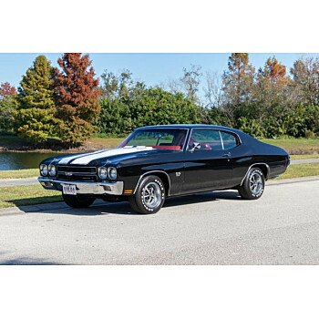 1970 Chevrolet Chevelle SS for sale 101275572