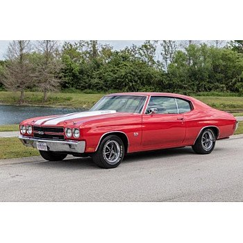 1970 Chevrolet Chevelle for sale 101275573