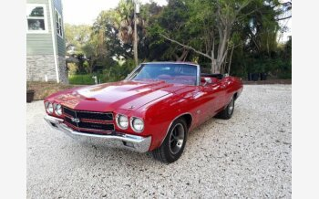 1970 Chevrolet Chevelle for sale 101275597