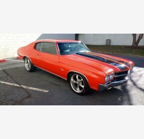 1970 Chevrolet Chevelle for sale 101275843