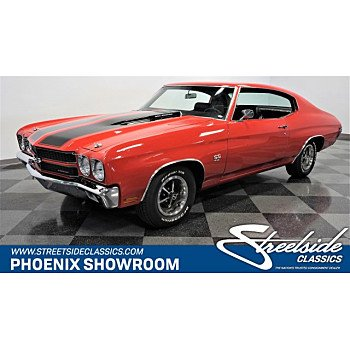 1970 Chevrolet Chevelle SS for sale 101282094