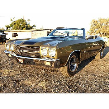 1970 Chevrolet Chevelle SS for sale 101299800