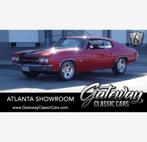 1970 Chevrolet Chevelle SS for sale 101300658