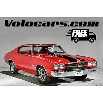 1970 Chevrolet Chevelle SS for sale 101301306