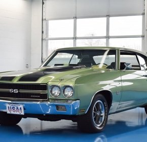 1970 Chevrolet Chevelle for sale 101302206