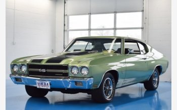 1970 Chevrolet Chevelle SS for sale 101302206