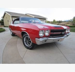 1970 Chevrolet Chevelle SS for sale 101305008
