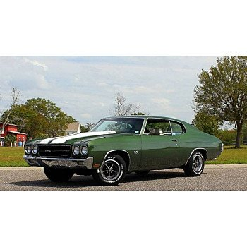 1970 Chevrolet Chevelle for sale 101307202