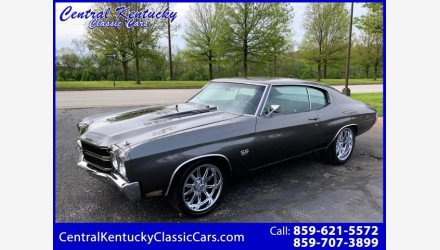 1970 Chevrolet Chevelle SS for sale 101319818