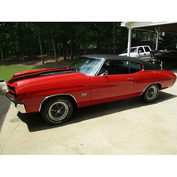 1970 Chevrolet Chevelle SS for sale 101328891