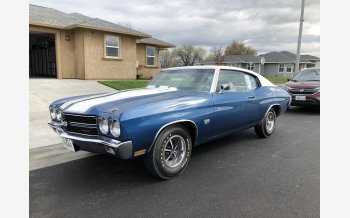 1970 Chevrolet Chevelle SS for sale 101329551