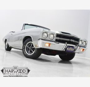 1970 Chevrolet Chevelle SS for sale 101335540