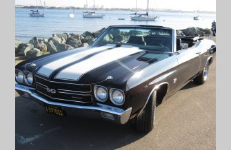 1970 Chevrolet Chevelle SS for sale 101345469