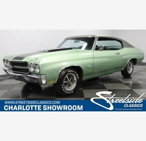 1970 Chevrolet Chevelle SS for sale 101349062