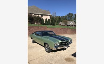 1970 Chevrolet Chevelle SS for sale 101350074