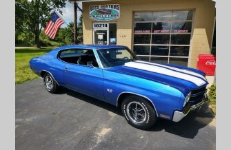 1970 Chevrolet Chevelle SS for sale 101356115