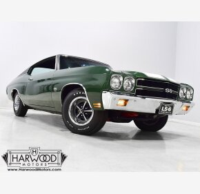 1970 Chevrolet Chevelle SS for sale 101358773