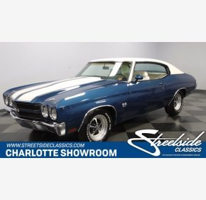 1970 Chevrolet Chevelle SS for sale 101366008