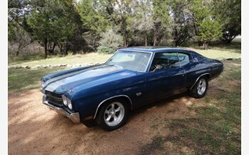 1970 Chevrolet Chevelle SS for sale 101373555