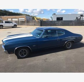 1970 Chevrolet Chevelle SS for sale 101389122
