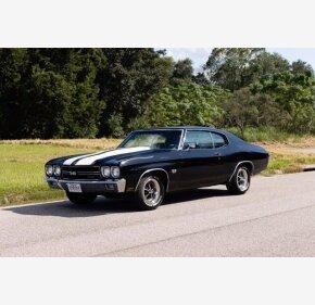 1970 Chevrolet Chevelle for sale 101392084