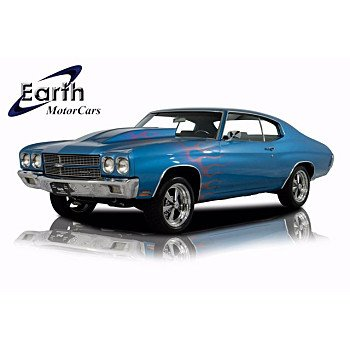 1970 Chevrolet Chevelle SS for sale 101396650