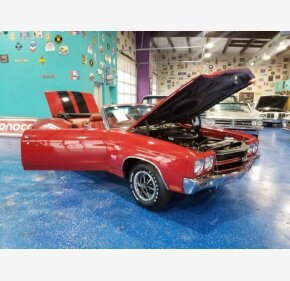 1970 Chevrolet Chevelle SS for sale 101398292