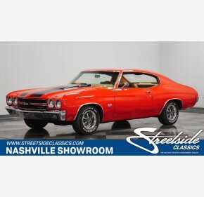 1970 Chevrolet Chevelle SS for sale 101406420