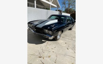 1970 Chevrolet Chevelle SS for sale 101423169