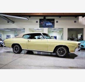 1970 Chevrolet Chevelle for sale 101436569