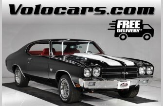 1970 Chevrolet Chevelle SS for sale 101444435