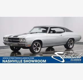 1970 Chevrolet Chevelle SS for sale 101445974