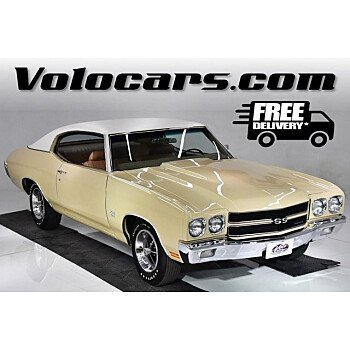 1970 Chevrolet Chevelle SS for sale 101457955