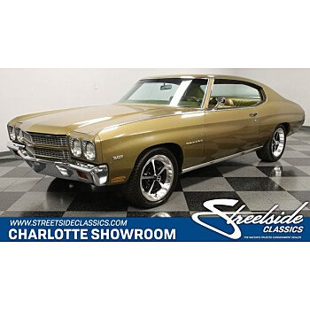 1970 Chevrolet Chevelle Malibu for sale 101459058