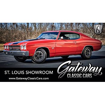 1970 Chevrolet Chevelle SS for sale 101459286