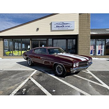 1970 Chevrolet Chevelle SS for sale 101462674