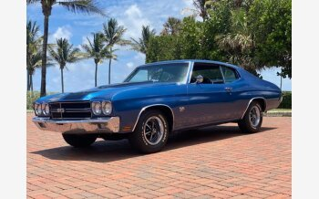 1970 Chevrolet Chevelle SS for sale 101464137