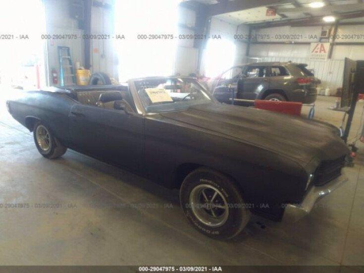 1970 Chevrolet Chevelle for sale 101529506