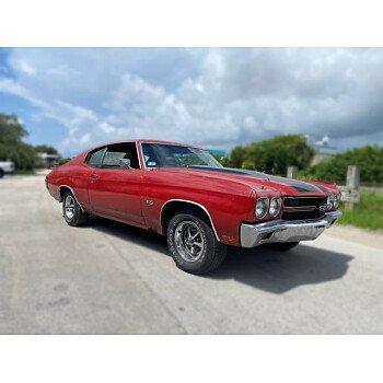 1970 Chevrolet Chevelle for sale 101551969