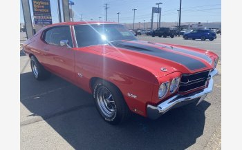 1970 Chevrolet Chevelle SS for sale 101562048