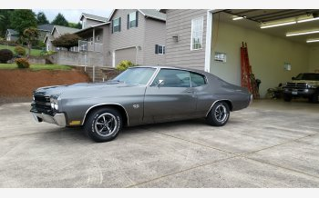 1970 Chevrolet Chevelle SS for sale 101594155