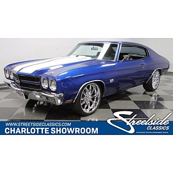1970 Chevrolet Chevelle SS for sale 101623164