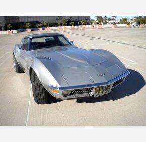1970 Corvette For Sale >> 1970 Chevrolet Corvette Classics For Sale Classics On